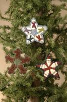 Holiday Trio Ornaments