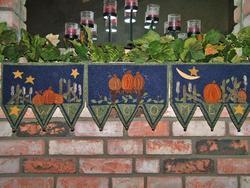 Jingle Bell Banner - Autumn