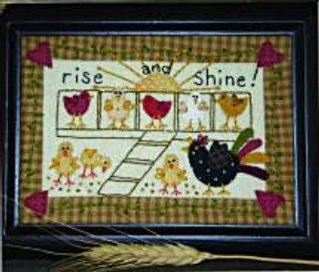 Rise and Shine Stitchery