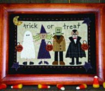 Halloween Stitchery