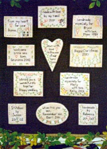 Quilt & Stitchery Labels