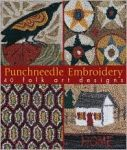 Punchneedle Embroidery Folk Art Designs