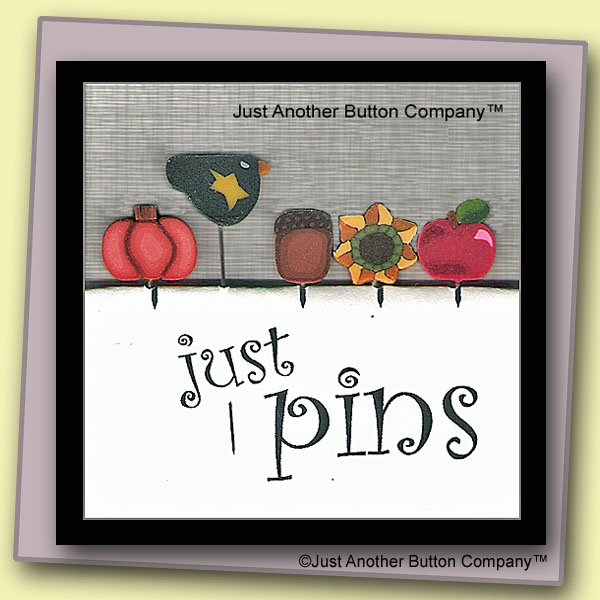 Just Another Button Company Just Pins Fall