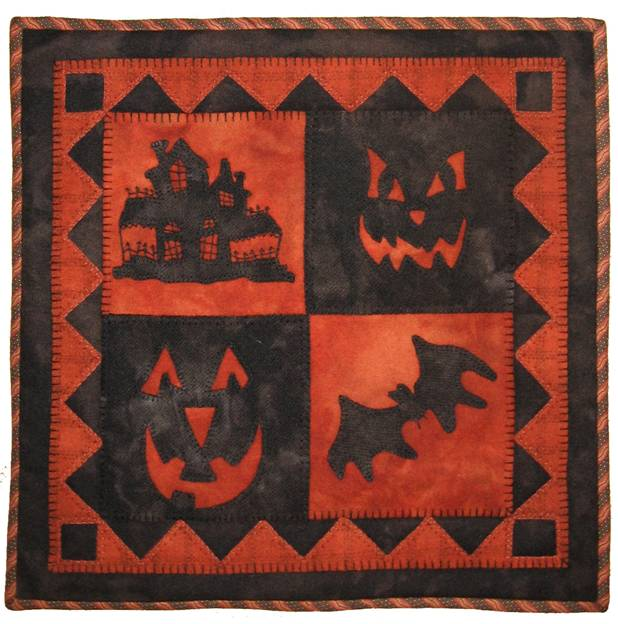Lilly Anna Stitches - Hallows Eve